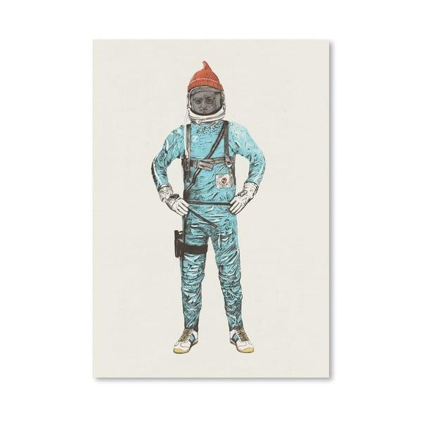 Plakat Zissou In Space, 30x42 cm