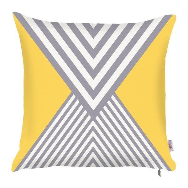 Poszewka na poduszkę Trianglis, 43x43 cm