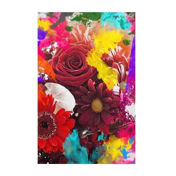 Obraz Raj kwiatów, 45x70 cm