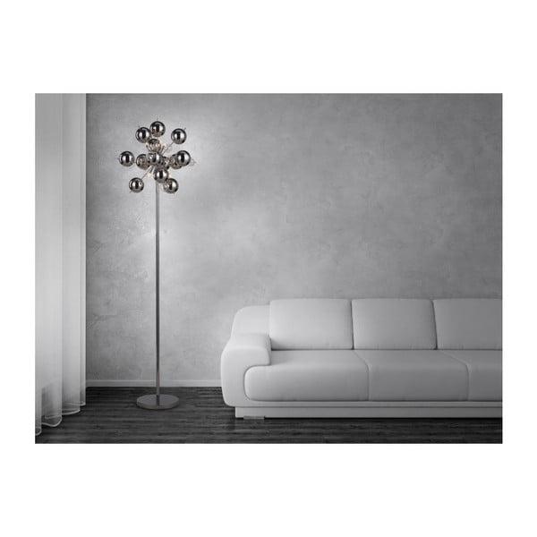 Lampa stojąca Ball Chrome