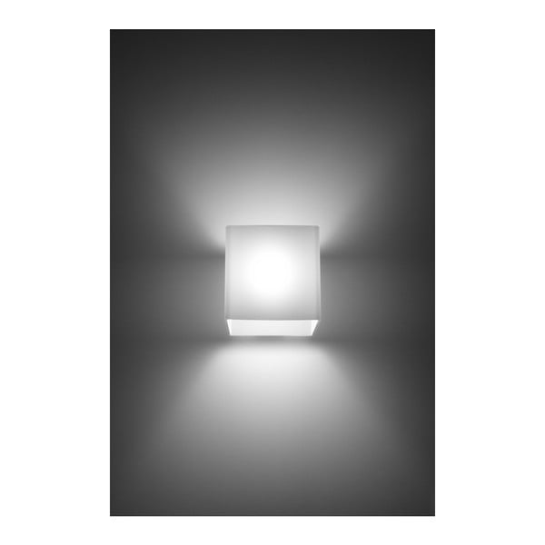 Biały kinkiet Nice Lamps Livio