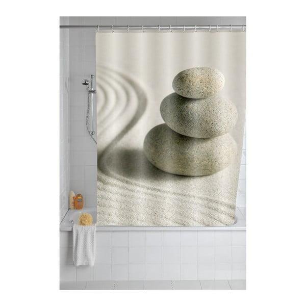 Zasłona prysznicowa Sand and Stone