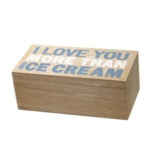 Pudełko Heaven Sends Ice Cream