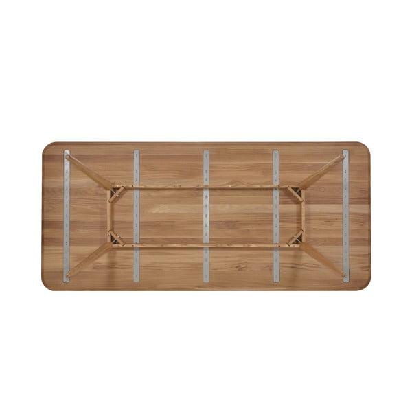 Stół do jadalni Stafa, 180x90x75,5 cm