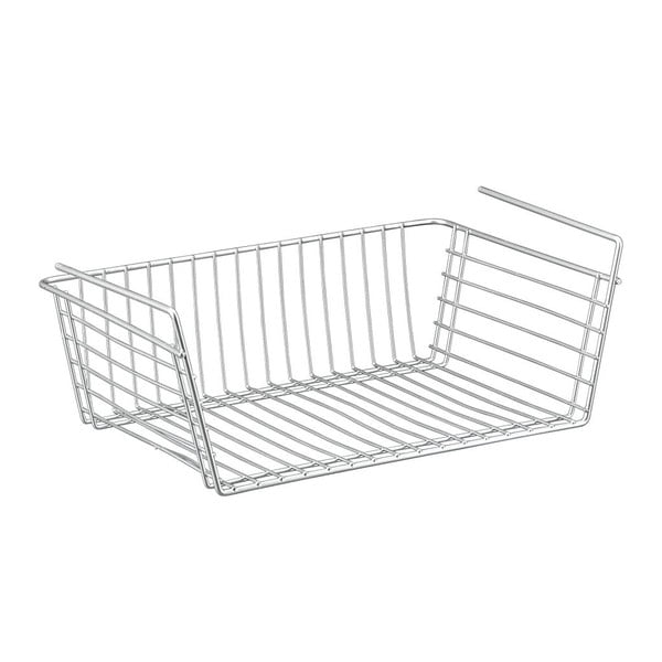 Koszyk podwieszany pod półkę Metaltex Basket, gł. 39 cm