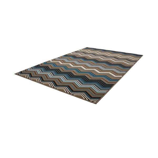 Brązowy dywan Kayoom Stella 900, 160x230 cm