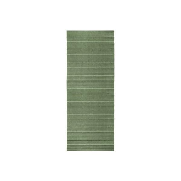 Dywan nadający się na zewnątrz Sunshine 80x300 cm, zielony