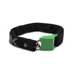 Zapięcie rowerowe Hiplok V1.5, black/reflective/green