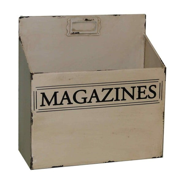 Gazetnik żelazny Antic Line Vintage Porte