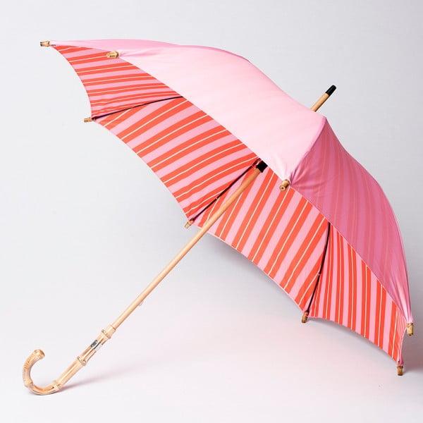 Parasol Alvarez Stripe Long Pink