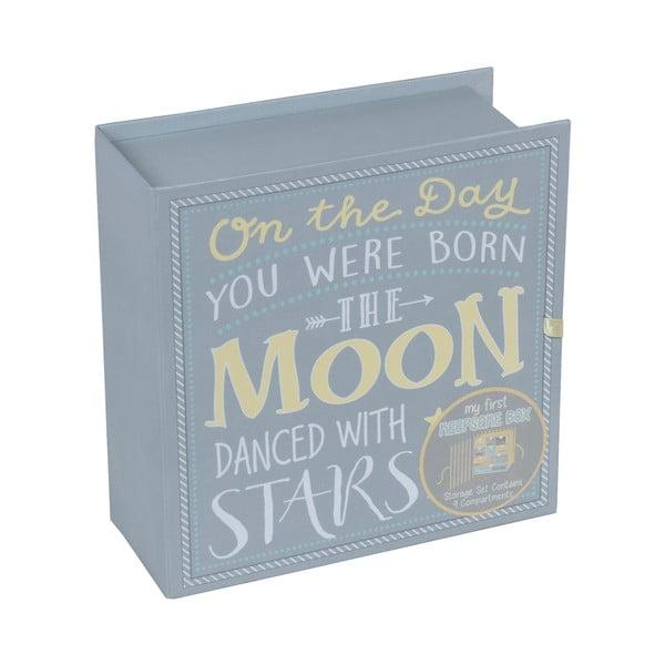 """""""Pierwsza książka"""" dla dziecka Moon"""