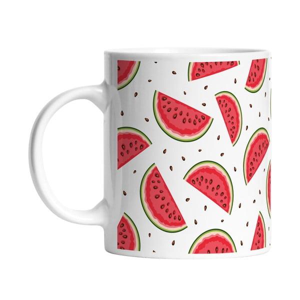 Ceramiczny kubek Yummy Melon, 330 ml