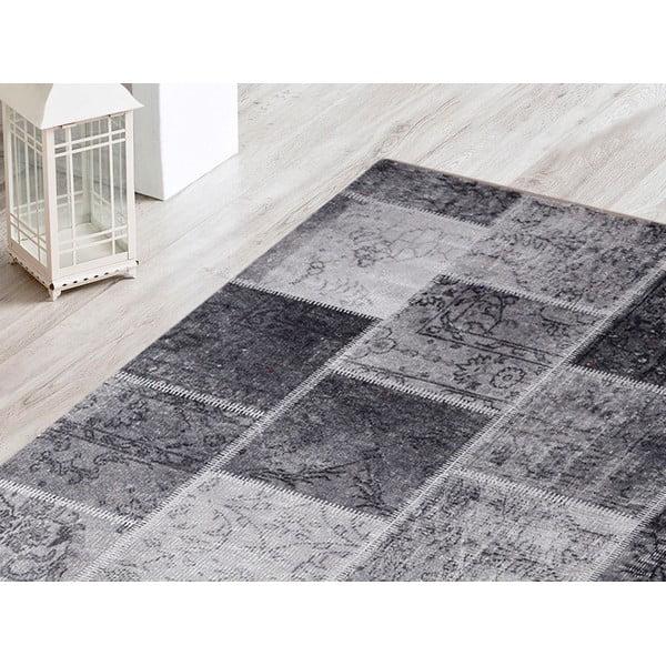 Dywan Patchwork Grey, 80x120 cm