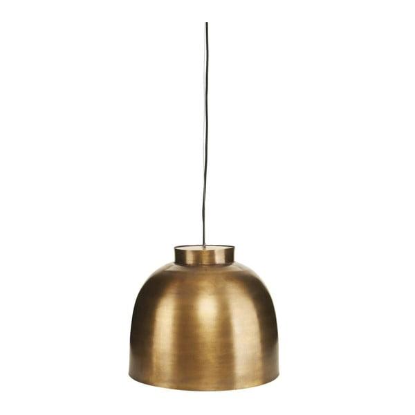 Lampa wisząca Bowl Gold