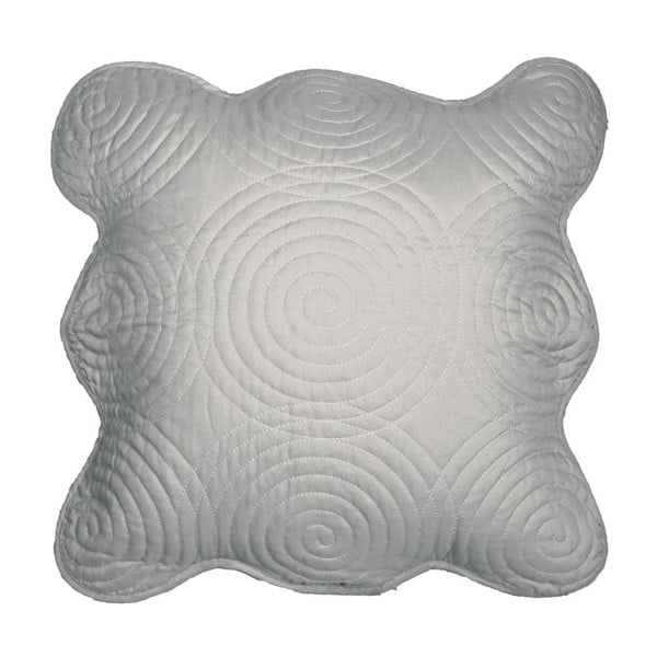 Poszewka na poduszkę Uni Gris, 60x60 cm