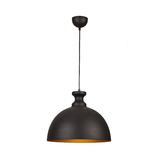 Lampa sufitowa Simple Black/Orange