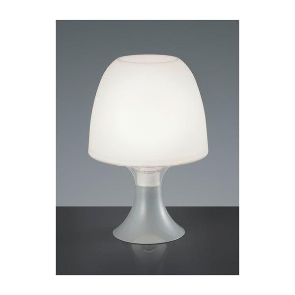 Lampka stołowa Akki, szara