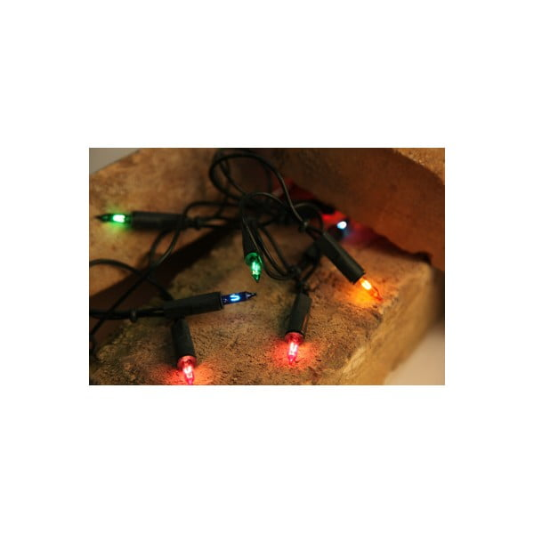 Lampki   choinkowe Best Season Lightchain Multicolor, 20 światełek