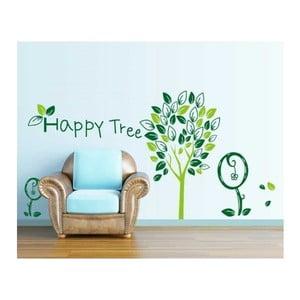 Naklejka ścienna Happy Tree, 60x90 cm
