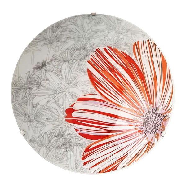 Lampa ścienna Red Spring Round, 30 cm