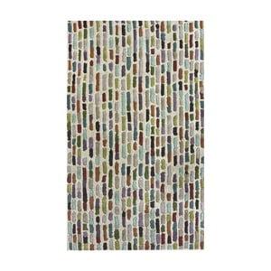 Dywan tuftowany ręcznie nuLOOM Multi Stripes, 122x182 cm