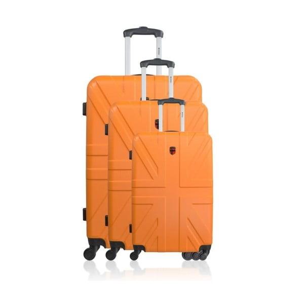 Zestaw 3 walizek Shofar