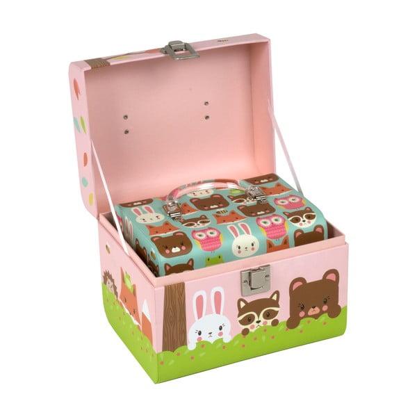 Komplet 2 pudełek Critter