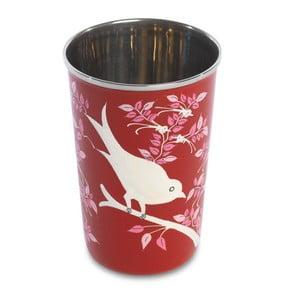 Kubek Eva Hand Painted Cup, czerwony