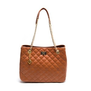 Skórzana torebka Isabella Rhea 2055, koniak