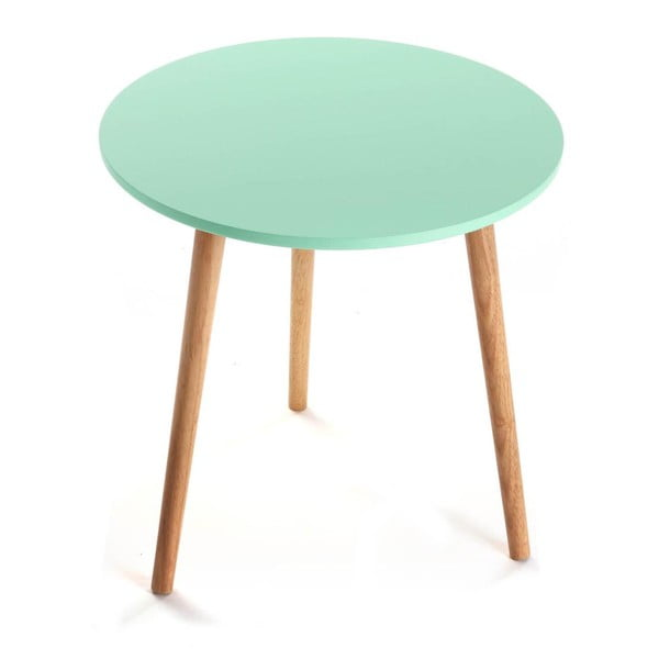 Stolik Auxiliary Turquoise, 50 cm