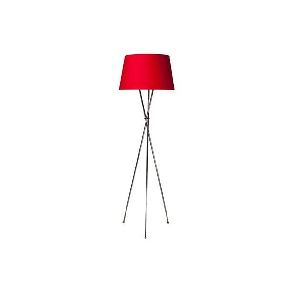 Lampa Tripod Vintage Red
