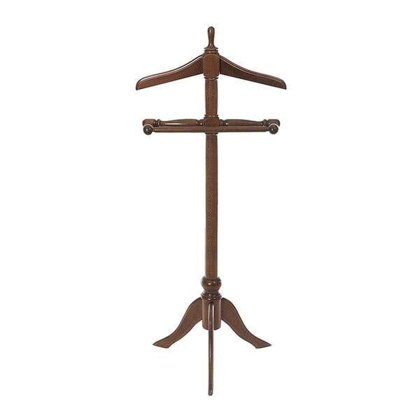 Wieszak na ubrania Servant Walnut, 37x47x115 cm