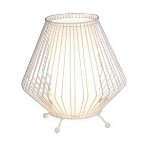 Lampa stołowa Oriental, biała