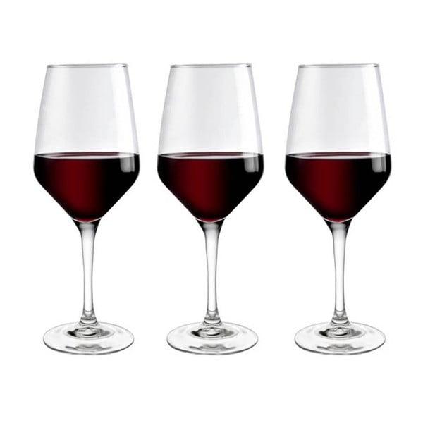 Zestaw 3 kieliszków do wina Vinium, 56 cl