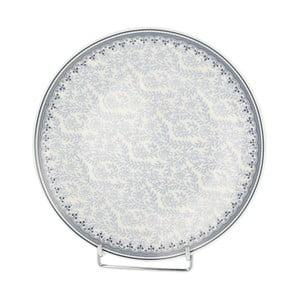 Porcelanowy talerzyk deserowy Karyntia, 20 cm