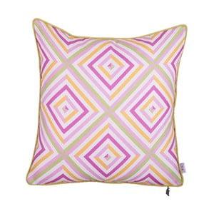 Poszewka na poduszkę Apolena Pinkprint, 43x43cm