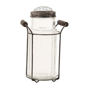 Szklany wazon No3