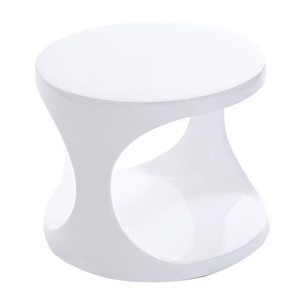 Stolik Mini Hole, biały