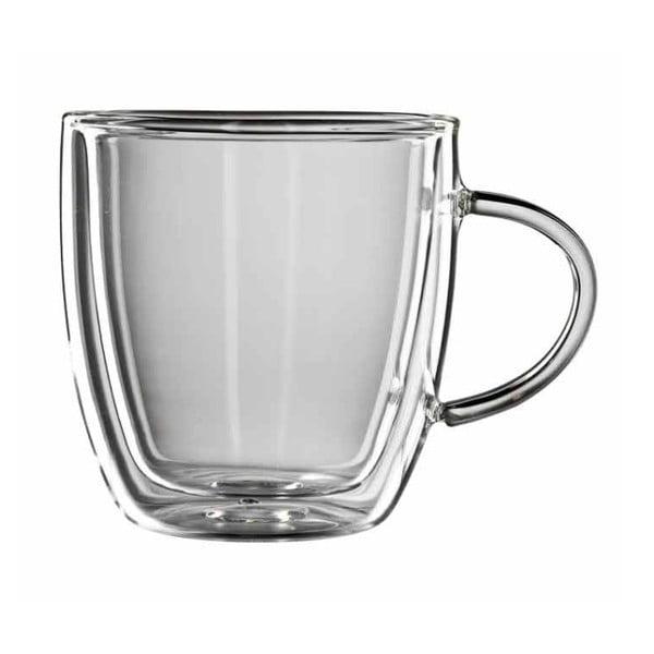 Zestaw 6  szklanych kubków na herbatę bloomix Yunnan