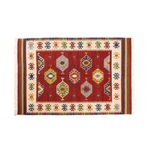 Dywan ręcznie tkany Kilim Dalush 409, 180x120 cm