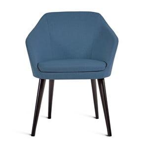 Niebieskie krzesło Charlie Pommier S