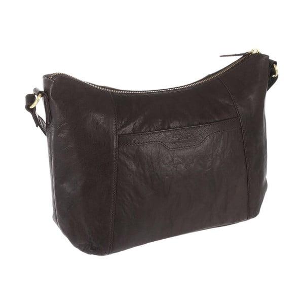 Damska torba skórzana Emilia Brown