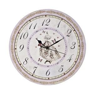 Zegar wiszący La Dame