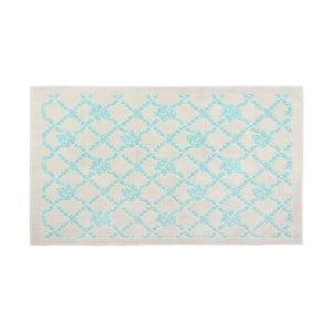 Bawełniany dywan Ima 160x230 cm, turkusowy