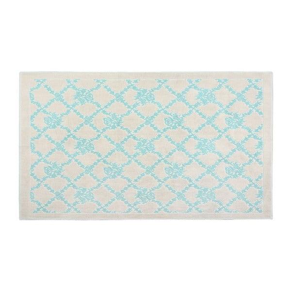Dywan Nadra Turquoise Cream, 80x150 cm