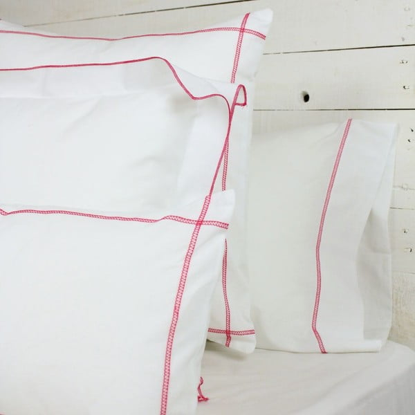 Poszwa na kołdrę Basic Fluor Pink, 220x220 cm