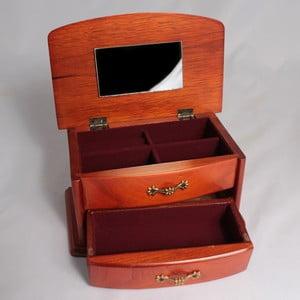Szkatułka na biżuterię Dakls Wood