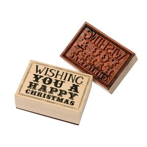 Stempel Christmas Stamp
