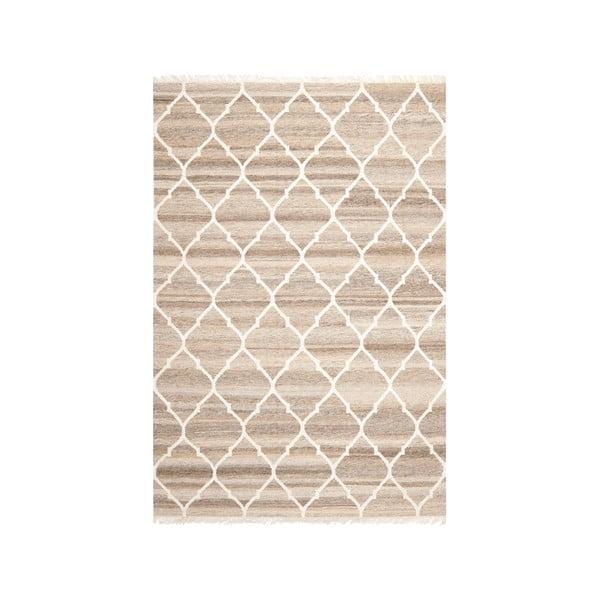 Wełniany dywan Kunal, 121x182 cm