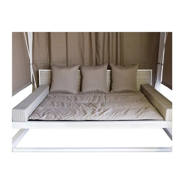 Bujane łóżko ogrodowe Santiago Pons Swing, 236x180cm